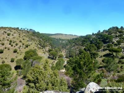 Valle de la Pizarra y los Brajales - Cebreros; viajes exoticos pirineo navarro viajes aventura